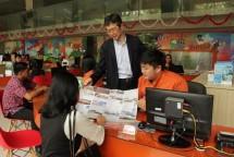 Panorama Berikan Layanan Khusus di Hari Pelanggan Nasional (Foto Abe)