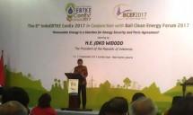 Menteri ESDM Dorong Pengembangan EBT Lebih Kompetitif dan Terjangkau (Foto Ridwan)