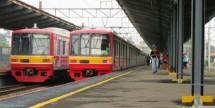 Ilustrasi KRL Commuter Line