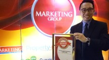 FiberStar Raih Penghargaan The Best Market Driving Company di Marketing Award 2017