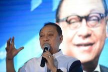 Direktur Utama PT Bank Tabungan Negara Tbk, Maryono (Foto Dok Industry.co.id)