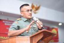 Aster Kasdam XVII/Cenderawasih Kolonel Kav. Edward Sitorus (Foto Ist)
