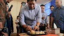 Onde-Onde disajikan di Festival Budaya Malang Utara (Foto:facebook.com/kemenpar)