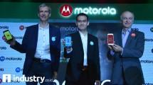 Motorola Perkenalkan Tiga Smartphone baru Untuk Pasar Indonesia