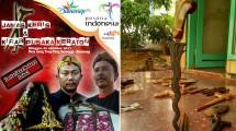 Haul Akbar dan Panjamasan Pusaka Leluhur, di Sumenep (Foto: Forwapar)
