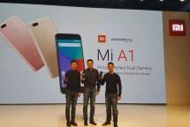Peluncuran Xiaomi Mi A1