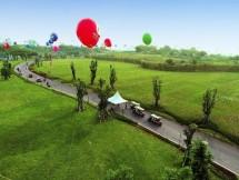 Kawasan Hunian Meikarta persiapkan kawasan hijau (Foto Humas)