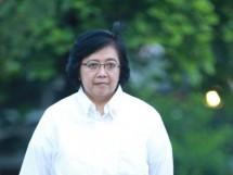 Menteri Lingkungan Hidup dan Kehutanan Siti Nurbaya (Foto Ist)