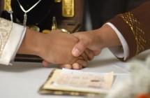 Ilustrasi pernikahan (Foto Ist)