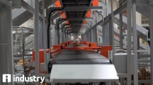 GreyOrange Sorters yang dipasang di lokasi pelanggan di seluruh Asia dan Amerika Latin