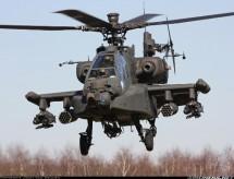 Helikopter Apache TNI AU (Foto Ist)