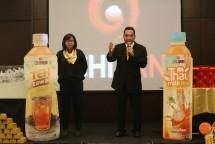 Conny Hozana, Brand Manager of PT. Ichi Tan Indonesia dan Andrean Advent Sitompul, Marketing Manager of PT. Ichi Tan Indonesia (Foto Ist)