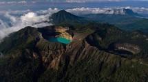 Gunung dan Danau Kelimutu, Pulau Flores, Provinsi NTT (Foto:twisata)