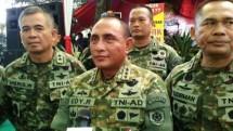 Pangkostrad Letjen TNI Edy Rahmayadi