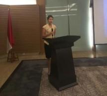 Wakil Presiden Direktur PT Siloam Hospitals Caroline Riady (Foto Mumas)