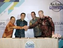 Avian Brands- DGL International Sepakat Tingkatkan Poduski (Foto Humas)