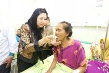 Bupati Kutai Kartanegara non aktif Rita Widyasari (Foto Ist)