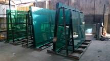 Industri kaca lembaran. (Foto Ist)