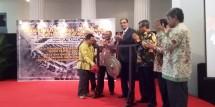 Arsip Pemugaran Candi Borobudur Dipamerkan di Monumen Nasional Indonesia (Foto Dije)