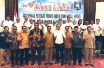 Rapimnas SMSI I Bangka Belitung (dok SMSI)