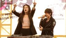 Citra dan Mita The Virgin, Mainkan Musik DJ Live PA lewat grup Black Champagne
