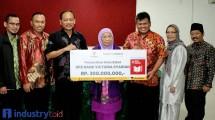 Bank Victoria Syariah gandeng BAZNAS Bangun Kampus IIQ
