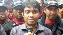 Presiden Konfederasi Serikat Pekerja Indonesia (KSPI), Said Iqbal