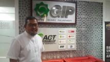 Imam T. Saptono, President Direktur Global Wakaf Corporation (Foto Ist)