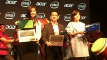 Acer Luncurkan Laptop dengan prosesor intel Generasi ke 8