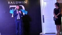 Baldwin Komitmen Hadirkan Gagang Pintu Mewah dan Berkelas di Dunia