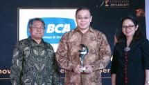 BCA Raih Penghargaan Inovasi Layanan KPR