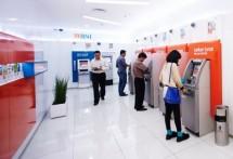 Ilustrasi ATM BNI