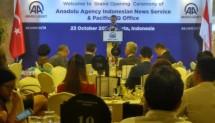 Kantor berita Turki Anadolu Agency mengembangkan sayap internasional dengan layanan berita bahasa Indonesia pada Senin malam (23/10/2017) di Jakarta