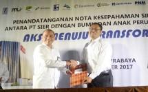 MoU Jamkrindo dengan PT SIER
