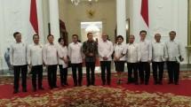 Wakil Ketua Umum Kadin Indonesia Bidang Perhubungan Carmelita Hartoto (Foto Setkab)