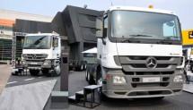 GAIKINDO Indonesia International Commercial Vehicle Expo (GIICOMVEC) 2018, yang akan berlangsung pada 1- 4 Maret 2018, di Jakarta Convention Center (JCC)