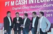 PT M Cash Integrasi Tbk (Foto Ist)