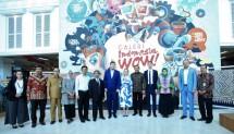 Delegasi bisnis, Rusia, yaitu Leader Club dan Business for Strategy Initiative Rusia, melakukan kunjungan ke Smesco, guna menjajaki peluang dan kerjasama dagang, Galeri Smesco (Foto: Dok Industry.co.id)