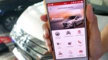 Aplikasi My Mitsubishi Motors ID