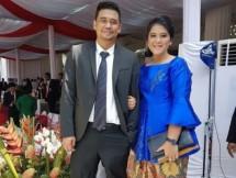 Kahiyang Ayu dan Muhammad Bobby Nasution (Foto Ist)