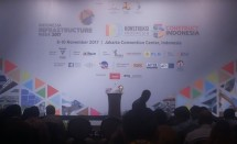 Kadin-Kemen PUPR Gelar Indonesia Infrastructure Week 2017 (Foto Ridwan)