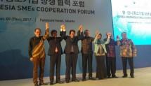 Ikatan Wanita Pengusaha Muda Indonesia (Iwapi) menjalin kerja sama dengan Small Medium Business Corporation (SBC) Korea Selatan untuk pengembangan UKM agar go internasional.