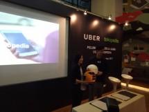 Tokopedia-Uber Luncurkan Uber Ride dan Gift Card (Foto Dije)