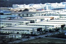Kawasan Industri Jorong (Foto:ist)