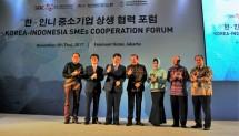 Iwapi Teken MoU dengan Korea Selatan kerjasama Small Medium Business Corporation (SBC) Korea