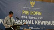 Pekan Kewirausahaaan Nasional (PKN) bagi mahasiswa, Pusat Inkubator Bisnis & Kewirausahaan Ikopin (PIBI) akan menjadikan PKN sebagai agenda rutin. PKN yang digelar 7 November lalu di kampus IKOPIN Jatinangor Bandung