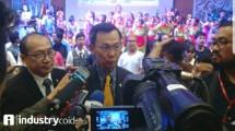 Ketua Umum BPK Penabur, Ir. Robert Robianto (Hariyanto/INDUSTRY.co.id)