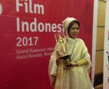 Budiyati Abiyoga produser film Nasional. (Foto Ist)
