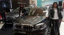 Suzuki Luncurkan New SX4 S-Cross