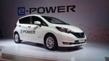 Nissan Note e-Power, mobil yang menggunakan motor elektrik dengan tenaga dari baterai lithium ion on board